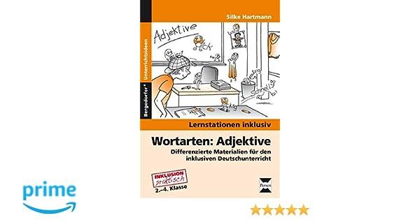 Wortarten: Adjektive: Differenzierte Materialien für den inklusiven ...