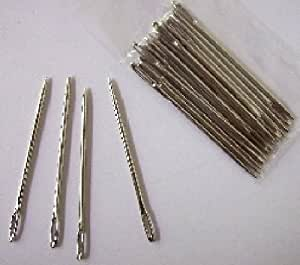 """A pair of Easy to Thread Large Opening Hand Sewing Needles- 6cm/2.9"""""""