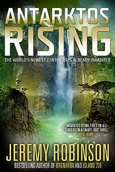 Antarktos Rising by [Robinson, Jeremy]