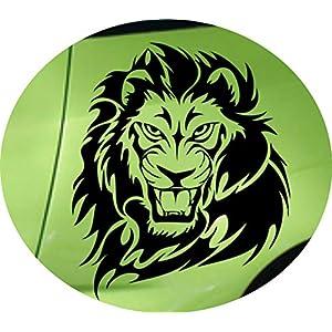 Autoaufkleber Löwe Löwenkopf Nr. 1
