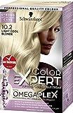 Schwarzkopf Color Expert Omegaplex Hair Dye, 10-2 Light - Best Reviews Guide