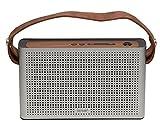 Denver BTS-110200silver Speaker Bluetooth Argento