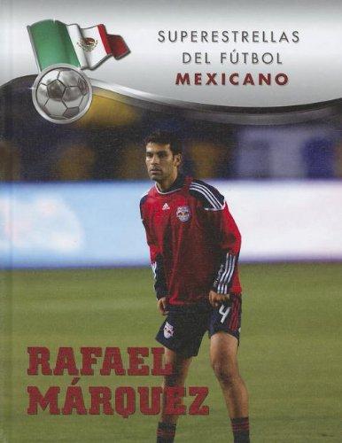 Rafael Marquez (Superestrellas del futbol / Superstars of Soccer) por Paco Elzaurdia