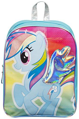 My Little Pony Rainbow ,  Kinderrucksack mehrfarbig multi