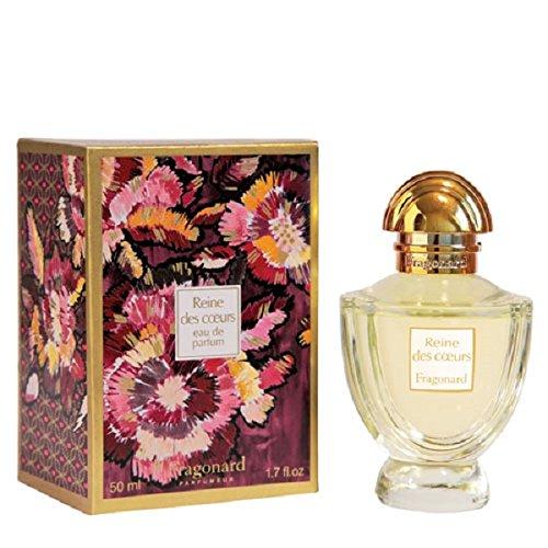 Fragonard Reine des Coeurs, Eau de Parfum, 50 ml -
