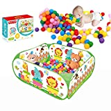 SIMPLE & Co Ball Pool Outdoor Play Tent Pit Ball Pool y niños /...