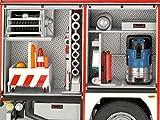 Revell Modellbausatz LKW 1:24 - Feuerwehr MAN TGM / Schlingmann HLF 20 VARUS 4x4 im Maßstab 1:24, Level 4, originalgetreue Nachbildung mit vielen Details, Truck, 07452 Test