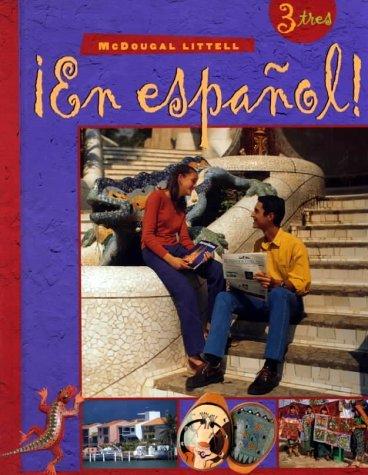 En Espanol! Level 3 (Spanish Edition) by Estella Gahala (2000-01-01)