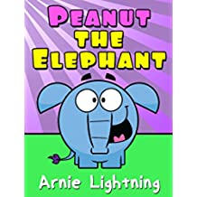 Peanut the Elephant: Short Stories for Kids, Funny Jokes, and More! (Early Bird Reader Book 5) (English Edition)