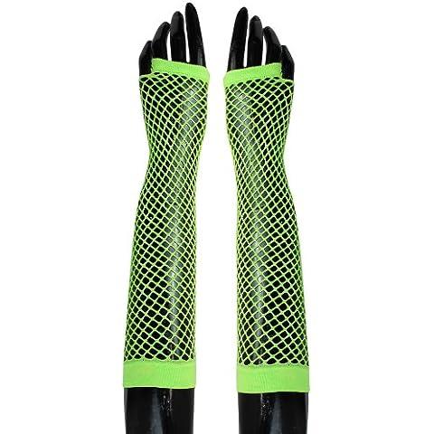 Oromiss traje de neopreno para mujer bobina para el alambre para mujer diseño de luces de colores Funky de ciclismo Guantes de para danza y 80s