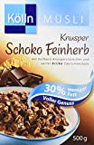 Kölln Müsli Knusper Schoko Feinherb