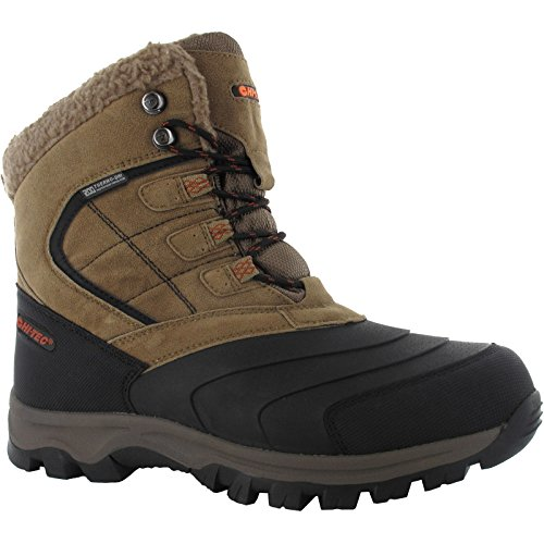 Hi-Tec Snow Cap 200 Wp, Multisport Outdoor Homme brown