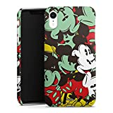 Apple iPhone Xr Hülle Premium Case Cover Disney Mickey Mouse Geschenke
