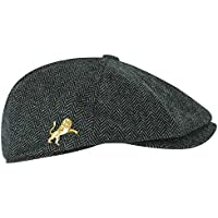 b8fca56be8c Millwall Lions Traditional Baker Boy Style Flat Cap (Adults)