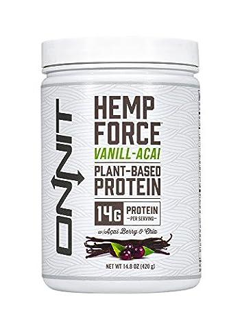 Onnit Labs - Hemp Force Vanille - 420