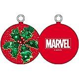 Marvel sdtmar20288–Boule de Noël, couleur rouge