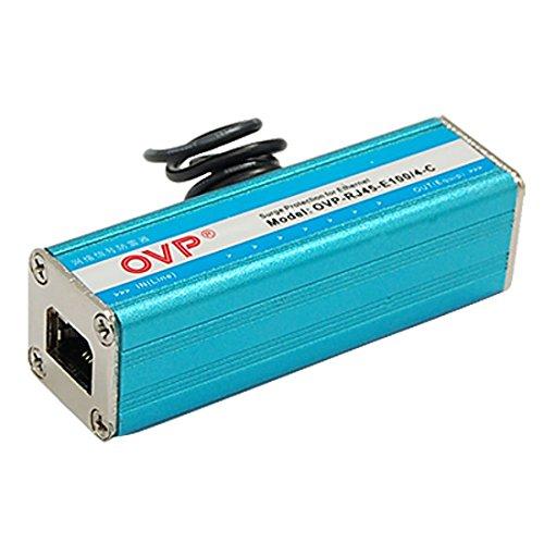 Ethernet-LAN ??Überspannungsschutz RJ-45 RJ45 Überspannungsschutz-Blitzableiter (Rj-45 Überspannungsschutz)
