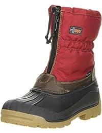 Vista Canada POLAR Damen Winterstiefel Snowboots Thermo-TEX Innenschuhe rot