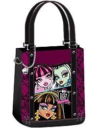 Monster High Cabas de Fitness Sac Shopping Lolita 27 cm (noir) 79067