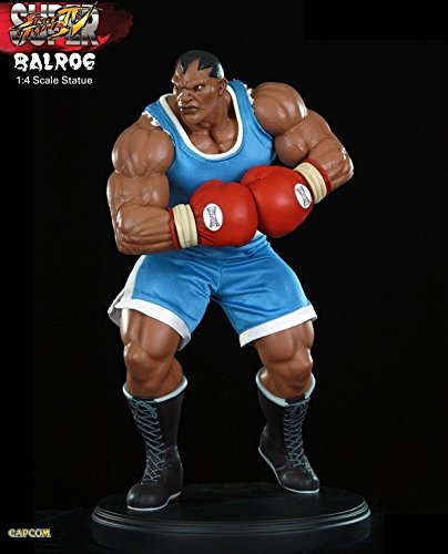 Pop Culture Shock–Street Fighter Balrog Figura, 639713574661, 43cm 4
