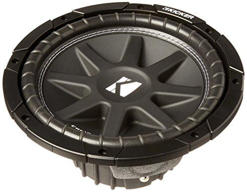 Kicker 43C104Comp 25,4cm 300Watt SVC 4-ohm Auto Audio Subwoofer Tieftöner Sub C104