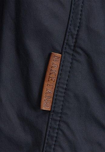 Naketano Male Jacket Mittagsmarder Dark Blue