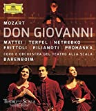 Wolfgang Amadeus Mozart - Don Giovanni Teatro Alla Scala - Barenboim
