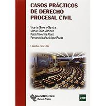 Casos prácticos de Derecho Procesal Civil (Manuales)