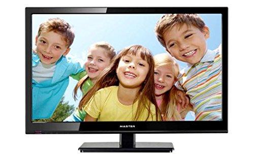 Master TV LED 19Full HD digitale terrestre DVB-T2USB HDMI Euroconector tl194T ITA