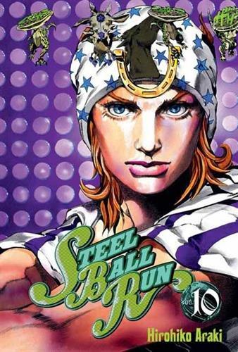 Jojo's bizarre adventure - Saison 7 - Steel Ball Run Vol.10
