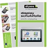 Garmin nüvi 1390Tpro Schutzfolie - 3x dipos Displayschutzfolie Folie matt