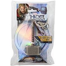 Monograma - estaño Mundial Thor The Dark Llavero Martillo