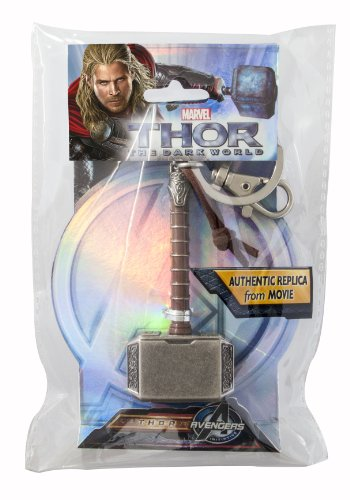 Monogram- Marvel Llavero Martillo Thor