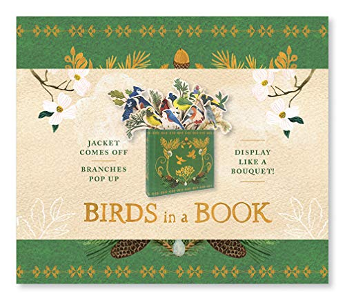 Birds in a book