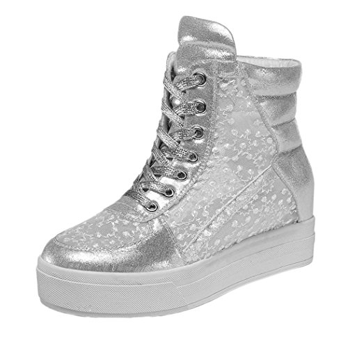 gheaven-cyber-monday-sales-women-cool-platform-leather-lace-up-boots-shoes-5-uk-silver