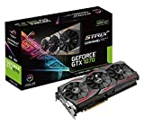 Asus ROG Strix GeForce GTX1070-O8G Gaming Grafikkarte (Nvidia, PCIe 3.0, 8GB...