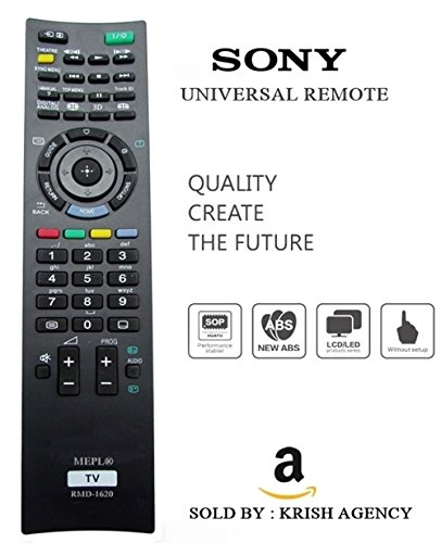 Compatible SONY LED/LCD/BRAVIA 3D Remote (Works with all Sony TV) BY MEPL®  available at amazon for Rs.299