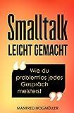Smalltalk leicht gemacht: Wie du problemlos jedes Gespräch meisterst