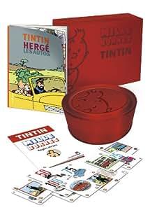 Dujardin - 59059 - Jeu de société - 1000 Bornes - Tintin - Collector