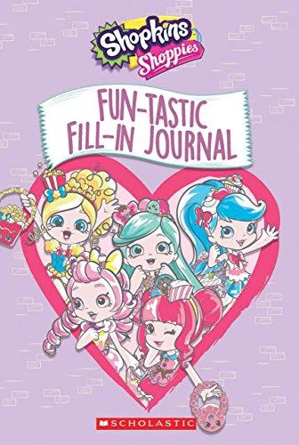 Shopkins - Fun-Tastic Fill-In Journal