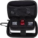 EVA Stoßsichere Schutzhülle / Tasche / Festplattentasche für 2,5-Zoll-Festplatte, Power Bank, von AGPTEK, Schwarz