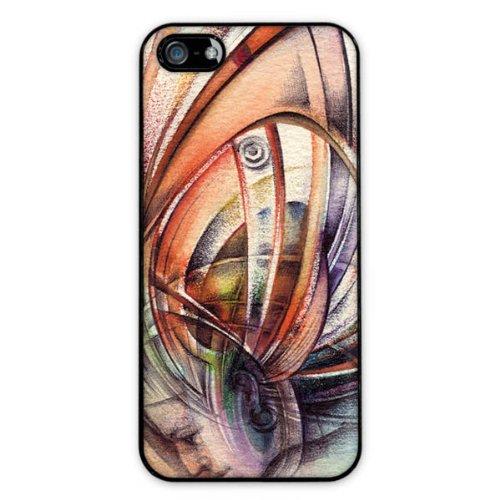 Diabloskinz H0081-0027-0001 Abstract Punk Schutzhülle für Apple iPhone 5/5S