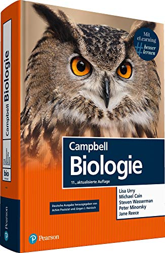 Campbell Biologie. Mit eLearning-Zugang