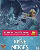 La Reine des Neiges - 3D + 2D - Edition Limitée Steelbook [Blu-ray]