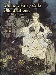 Dulac's Fairy Tale Illustrations in Full Color (Dover Fine Art, History of Art) (2004-10-23)