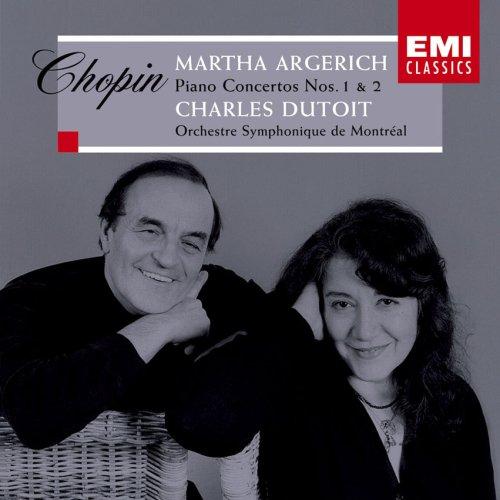 Chopin:Piano Concertos Nos.1 & -