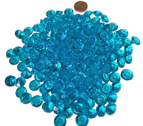 Crystal King Relucientes piedras de diamantes brillantes de cristal acrilico, Cristal para...