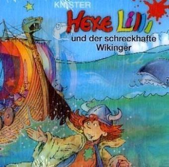 Cover des Mediums: Hexe Lilli und der schreckhafte Wikinger
