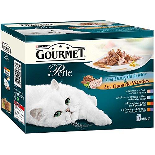 gourmet-perle-frischebeutel-fisch-duo-fleisch-duo-fur-erwachsene-katzen-85g-12er-pack-6-stuck