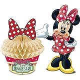 Partido Ênico Cafe Disney Minnie Mouse Tabla Centrepiece
